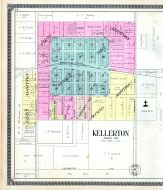 Kellerton, Ringgold County 1915 Ogle